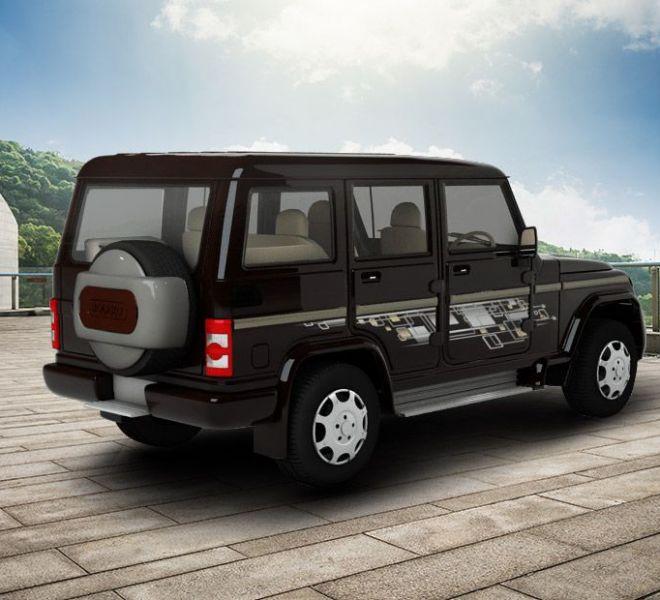 Automotive Mahindra Bolero Exterior-3