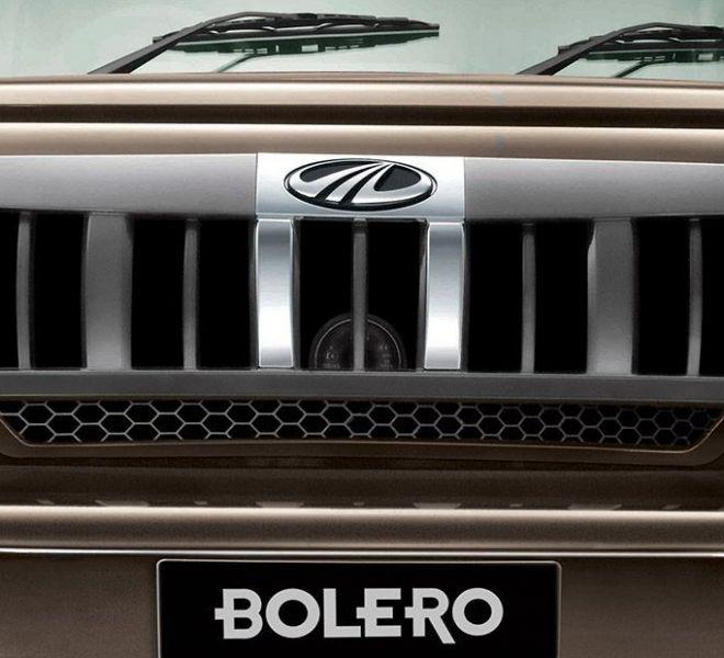 Automotive Mahindra Bolero Exterior-8