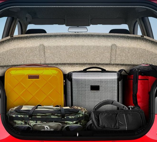 Automotive Mahindra KUV 100 NXT Interior-1