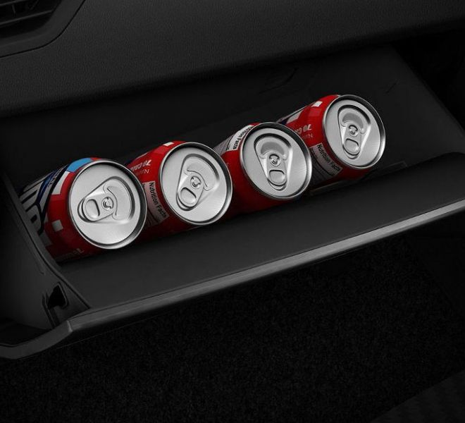 Automotive Mahindra KUV 100 NXT Interior-12