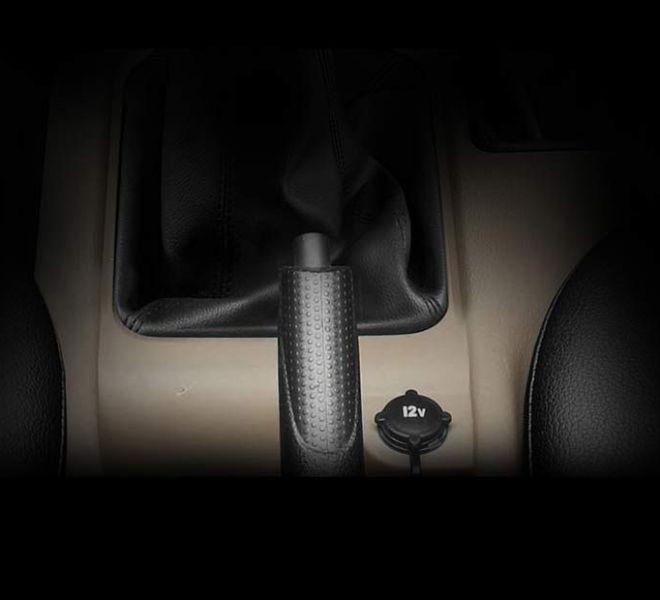Automotive Mahindra Thar Interior-12