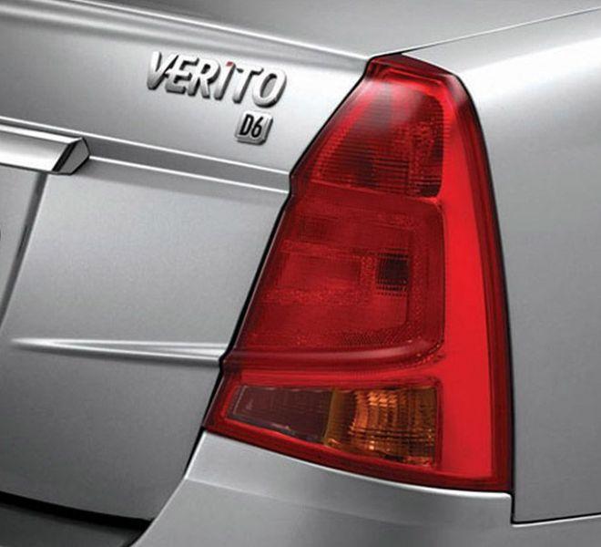 Automotive Mahindra Verito Exterior-6