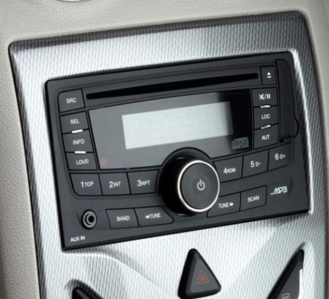 Automotive Mahindra Verito Interior-3