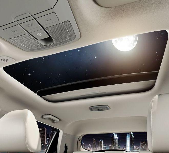 Automotive Mahindra XUV300 Interior-3