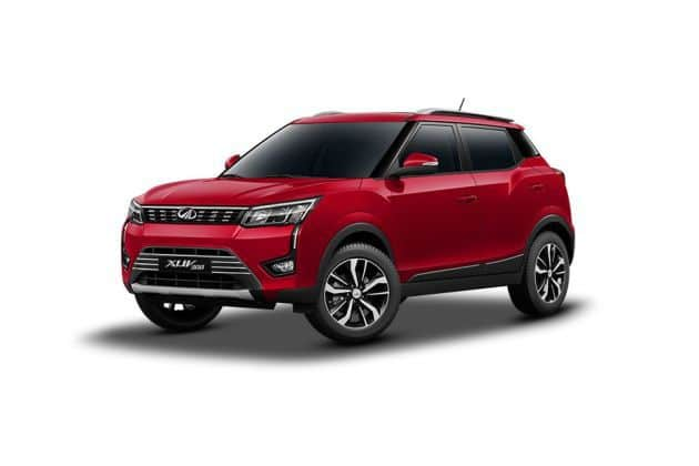 Automotive Mahindra XUV300 New Cars