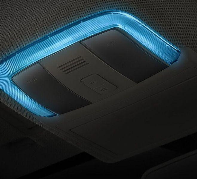 Automotive Mahindra XUV500 Interior-20