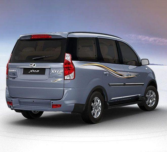 Automotive Mahindra Xylo Exterior-6