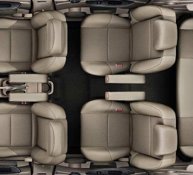 Automotive Mahindra Xylo Interior-4
