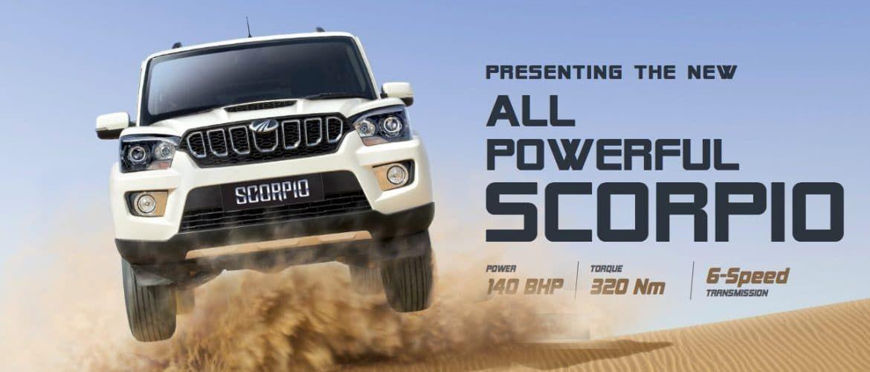 Automotive-Mahindra-All-New-Powerful-Scorpio