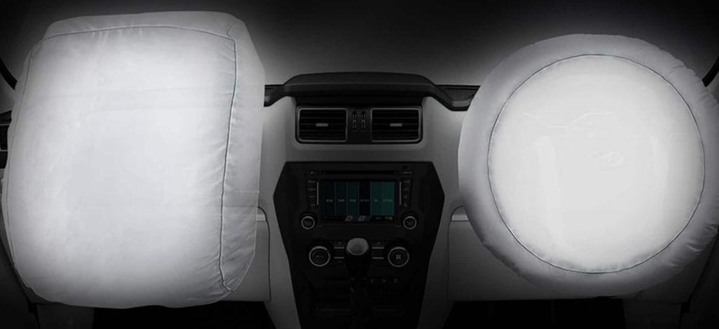 Automotive-Mahindra-Scorpio-Dual-Front-Air-Bags