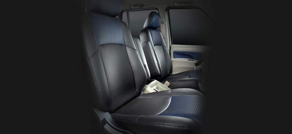 Automotive-Mahindra-Scorpio-Seating
