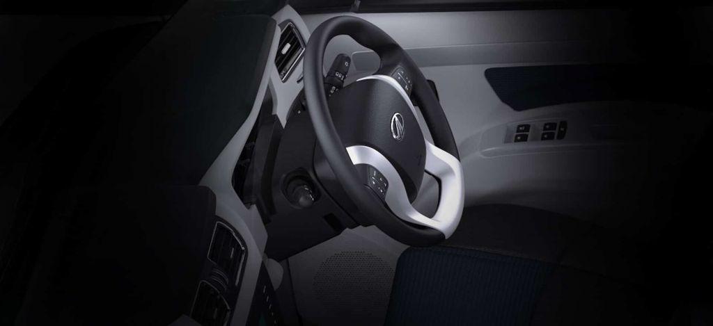 Automotive-Mahindra-Scorpio-Steering-Wheel