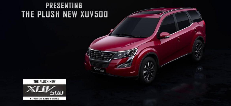 The All New Mahindra XUV 500 - AMPL Kurnool